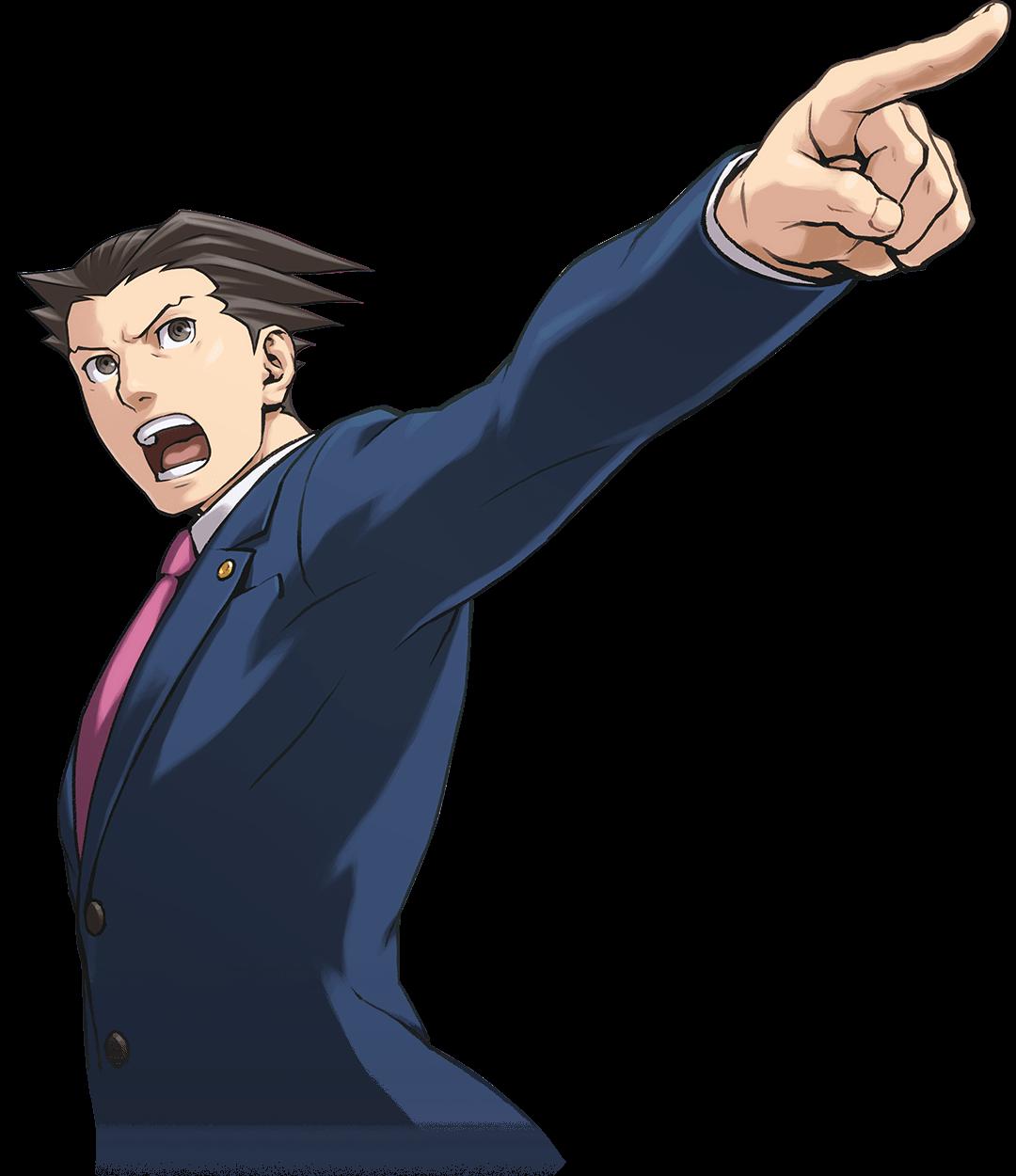 Capcom Phoenix Wright Ace Attorney Trilogy Official Website